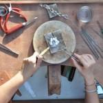 curso de joalheria artesanal na espaço mix