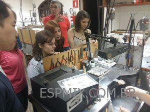 Visita ESPMIX à Benne Fatto