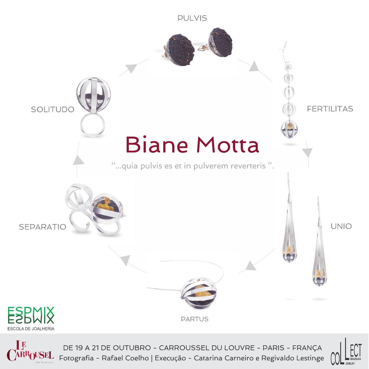 6dbbff2b75f A obra teve grande destaque e foi premiada pela Collect Brazilian Jewelry .  A seleção foi feita por um júri formado por convidados de Dorine Botana
